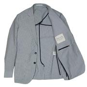 Smilethealbum - Gentleman's Jacket: Ticking Stripe