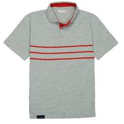 Smilethealbum - Lawn Polo: Heather Grey