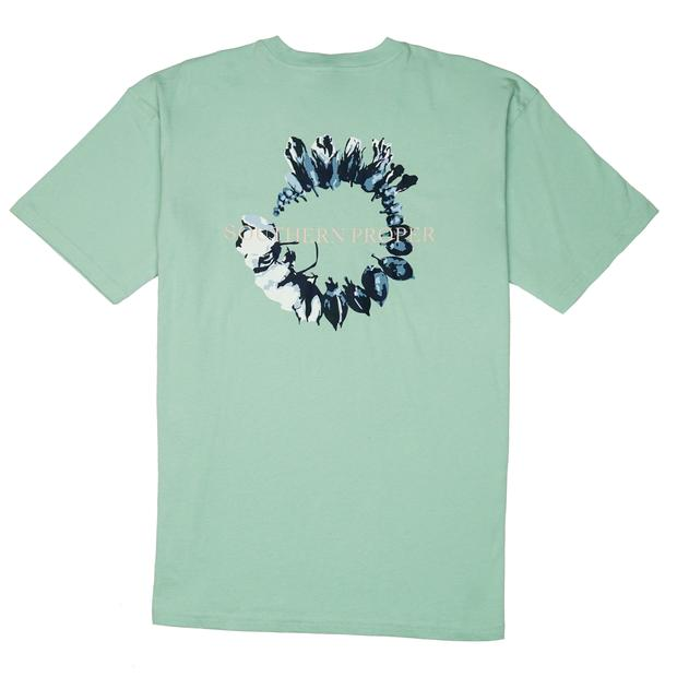 Smilethealbum - Cotton Life Tee: Gossamer
