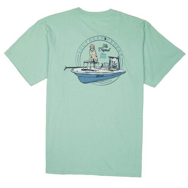 Smilethealbum - First Mate Tee: Gossamer