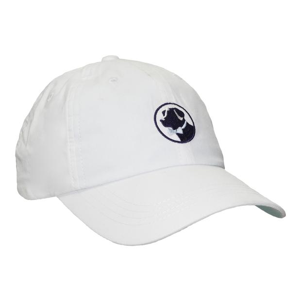 Smilethealbum - Summer Weight Frat Hat: Porch White