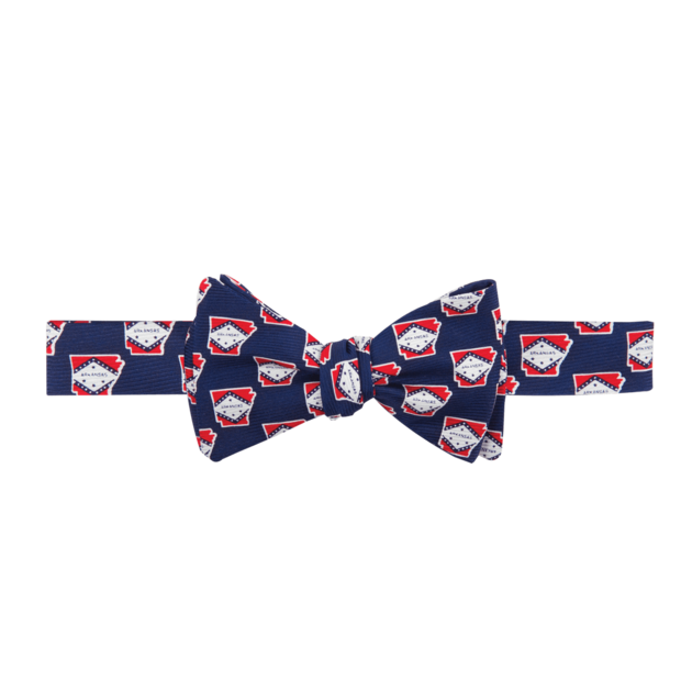 Smilethealbum - Arkansas Traditional Bow: Navy