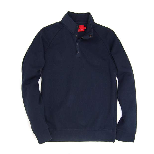 Smilethealbum - Blue Ridge Pullover - Blueberry