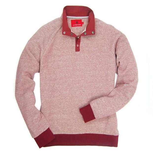 Smilethealbum - Blue Ridge Pullover - Dusty Cedar