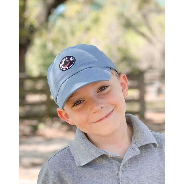 Smilethealbum - Boys - Little Frat Hat: Blue