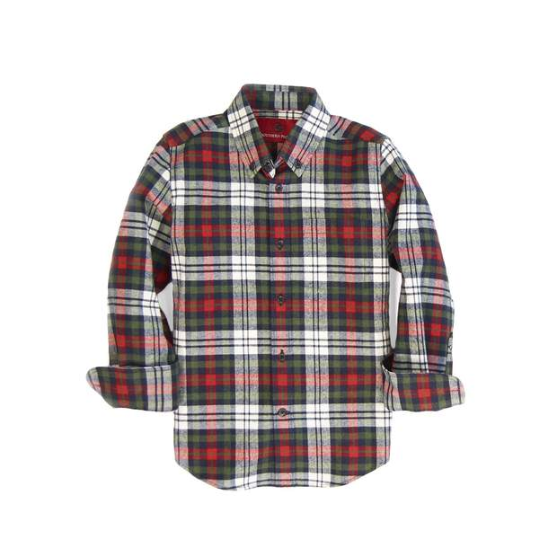 Smilethealbum - Boys - Southern Flannel: Greenwood