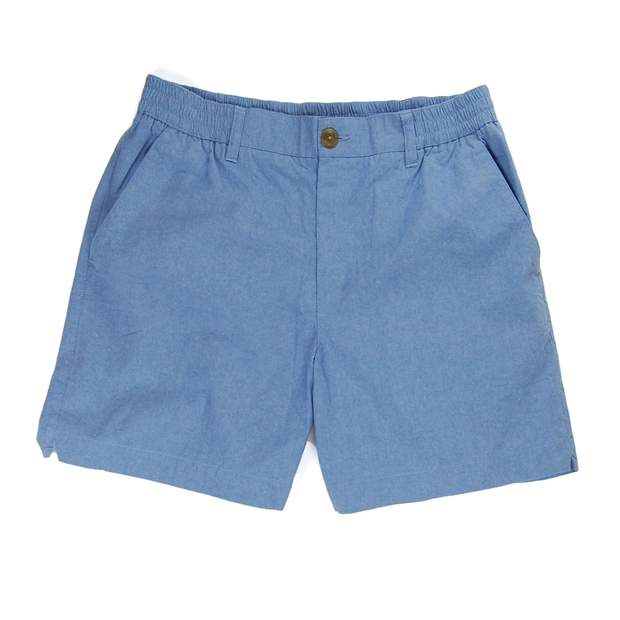 Smilethealbum - P.C. Short: Chambray