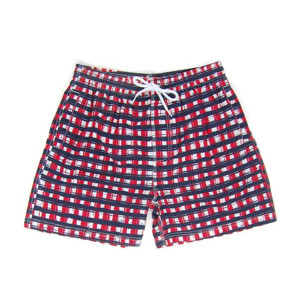Smilethealbum - Southern Swim: Lawn Gingham