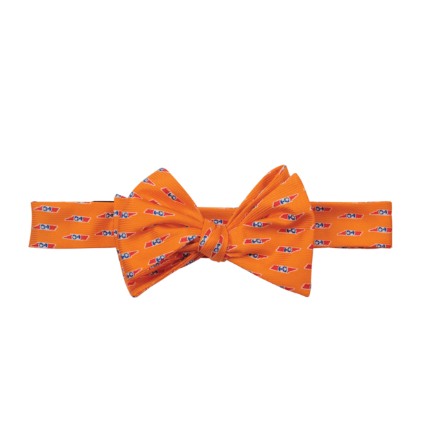 Smilethealbum - Tennessee Traditional Bow: Orange